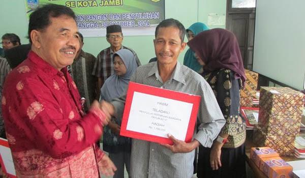 BKPP Gelar Temu Tehnis Penyuluh Pertanian dan Perikanan Se Kota Jambi