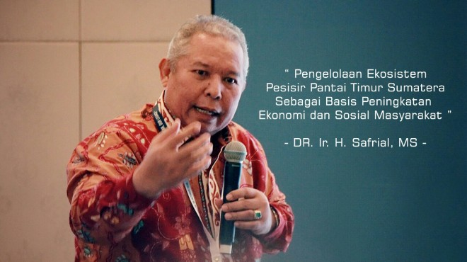 DR. Ir .H. Safrial MS.