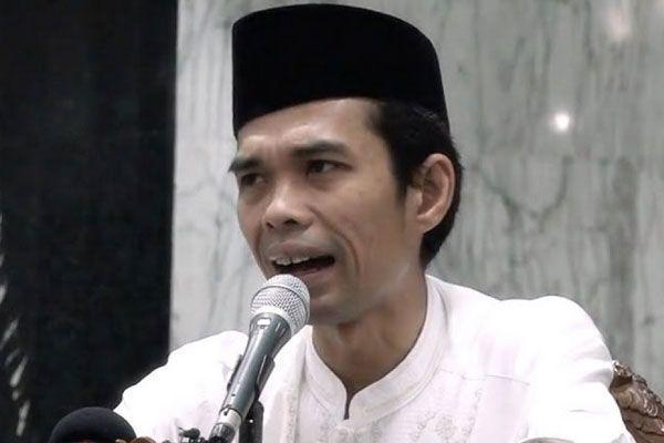Ustad Abdul Somad alias UAS.