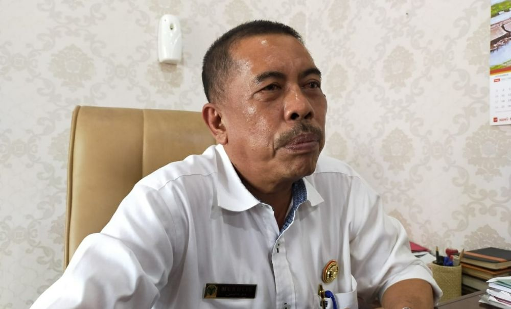 Inspektorat Batanghari Mukhlis.
