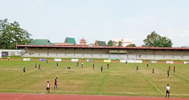 Pertandingan lanjutan Gubernur Cup 2020 di stadion Tri Lomba Juang, sore ini (14/1), mempertemukan PS Batanghari kontra PS Tebo.