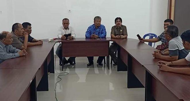 Jalankan Fungsi Pengawasan, Komisi I DPRD Sungai Penuh Kunker ke RSU H Bakri.