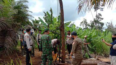 Polres Sarolangun Kembali Tertibkan Ilegal Driling Desa Iubuk Napal