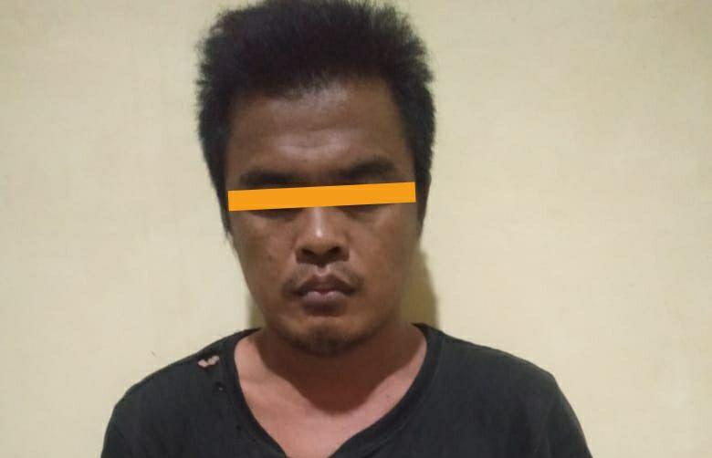 Kedapatan Simpan Shabu, Boy Diciduk Polisi