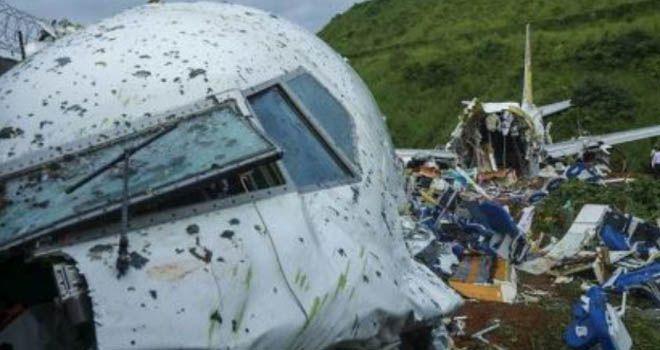 Pesawat India Ekspress Terjatuh, 18 Orang Tewas, Termasuk Pilot dan Co-Pilot