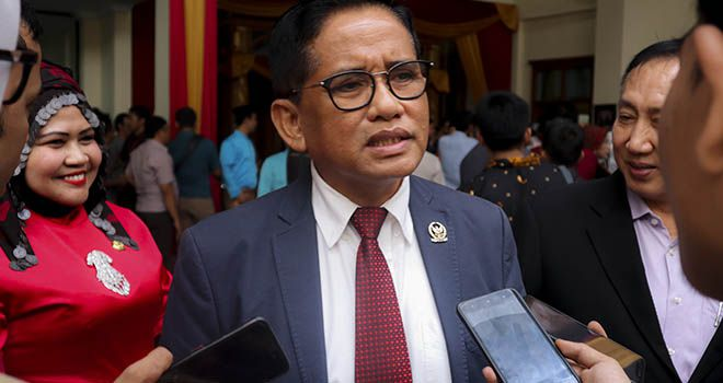 H BAKRI Ketua DPW PAN Provinsi Jambi