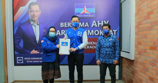 Didukung Partai Besutan SBY, Hafiz Camelia Semakin Perkasa