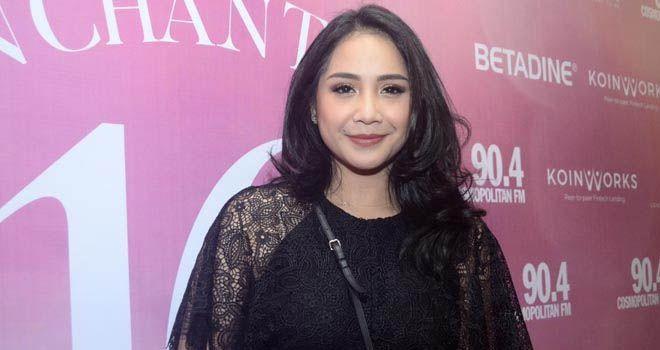 Nagita Slavina (Issak Ramadhan/Dok.JawaPos.com)