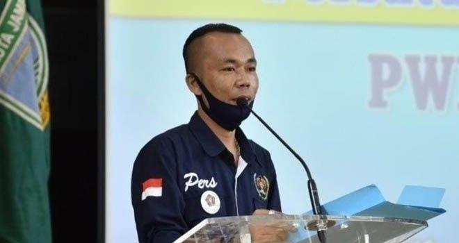 Walikota Positif Covid-19, Ketua PWI Kota Jambi Meminta Dinkes dan Humas Fasilitasi Rapid Test Wartawan