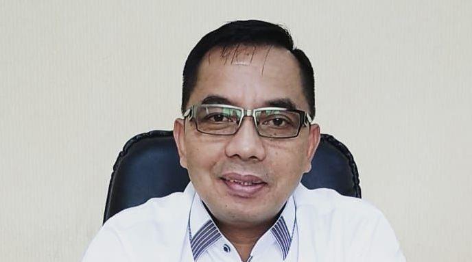 Pelaksana Tugas (Plt) Kadis Kesehatan Provinsi Jambi Raflizar.