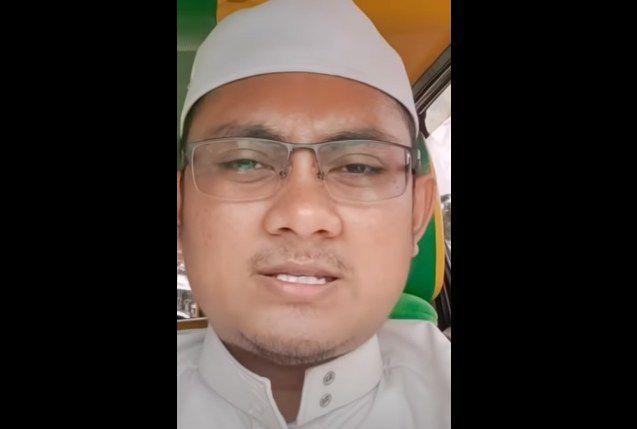 Ketua Bidang Dakwah DPP Front Santri Indonesia dan pengasuh LPD Albahjah IV Kalimantan Barat Habib Ali Alhinduan