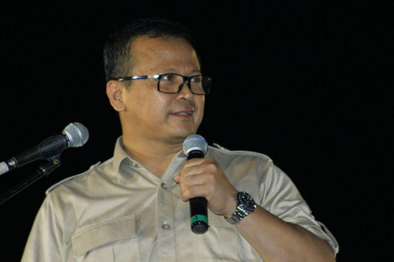 Edhy Prabowo.