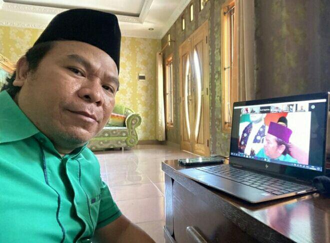 Luqman Hakim. (dok @LuqmanBeeNKRI)