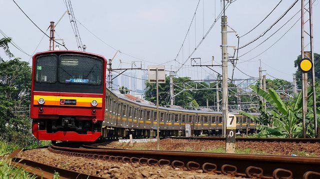 Kereta Rel Listrik