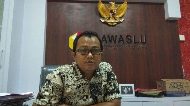 Pimpinan Bawaslu Provinsi Jambi, Fachrul Rozi.