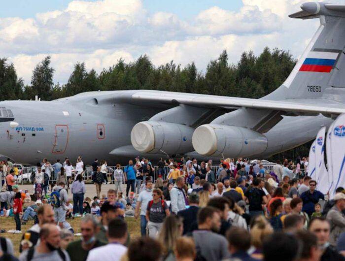 Pesawat 'Hari Kiamat' Milik Rusia.