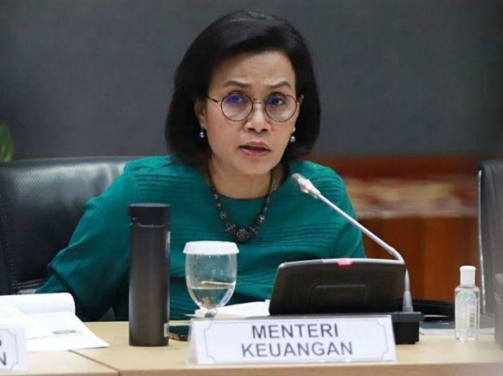 Menteri Keuangan Sri Mulyani-- jawa pos
